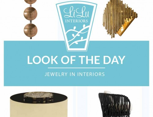 Jewelry of Interiors – LiLu's Look of the Day