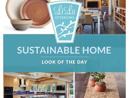 Sustainable Home: Look of the Day