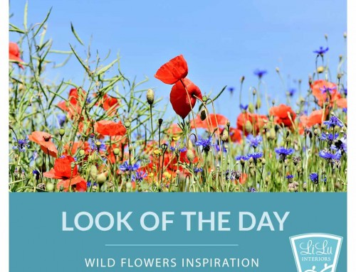 Wildflowers-Look of the Day