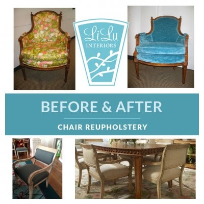CHAIR BEFORE & AFTER