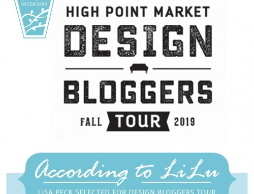 Design Bloggers Tour-We're GOING-According to LiLu