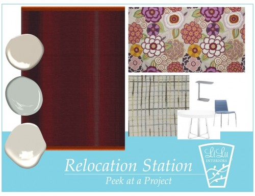 Relocation Station  – Peek at a Project