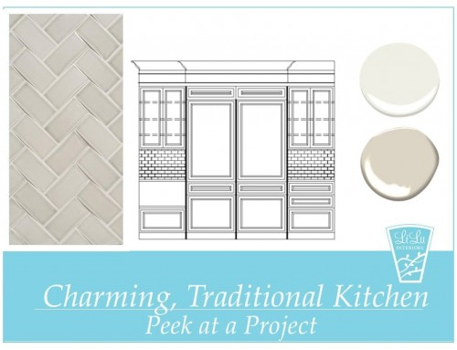 Charming Traditional Kitchen Remodel – Peek at a Project
