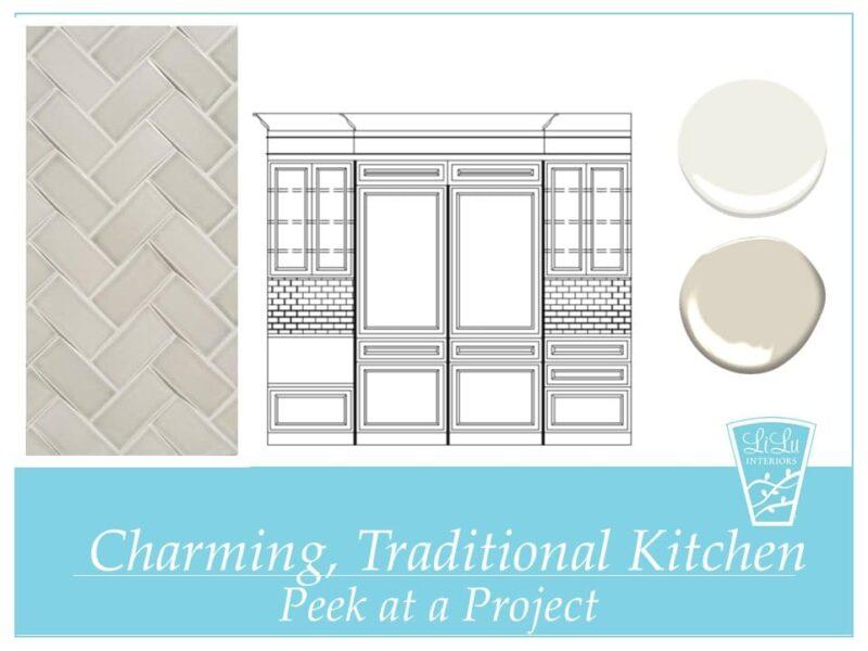 Charming Traditional Kitchen Remodel #kitchendesign #kitchendesignideas
