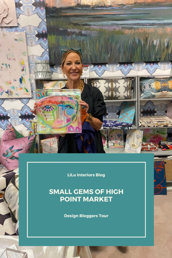 Small Gems of High Point Market #interiordesign #hpmkt #makers #interiordecorating #trend #2019