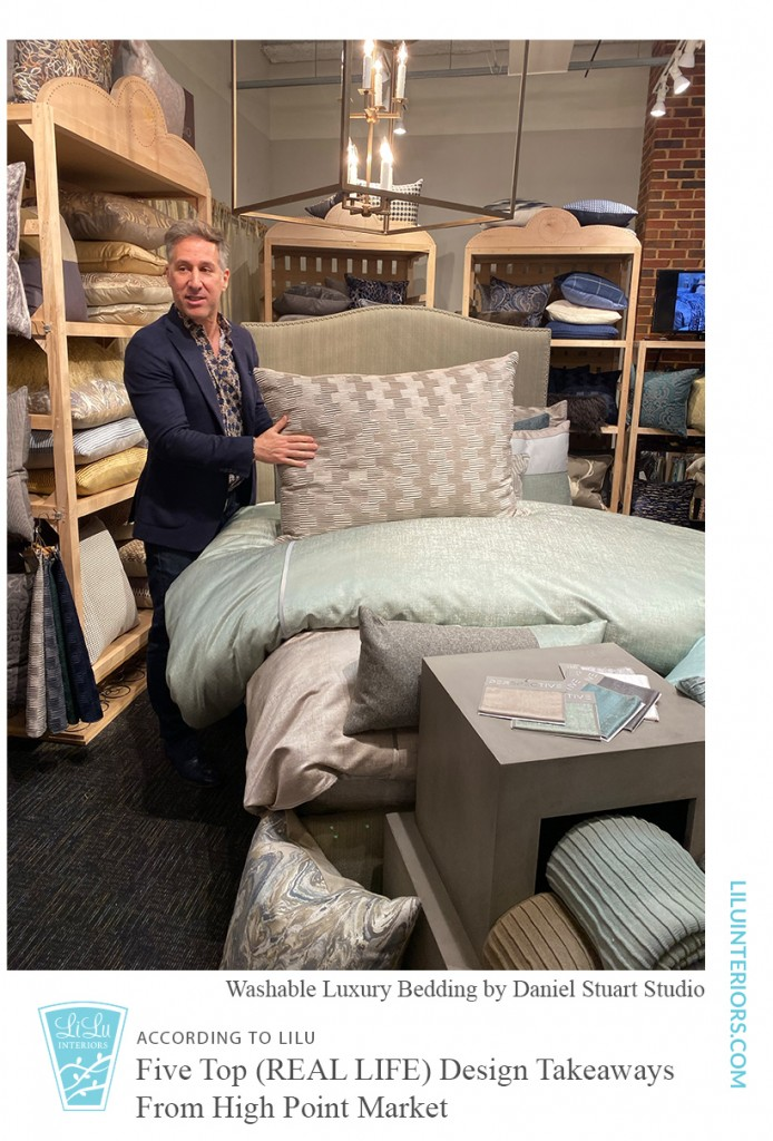 Five Top Take Aways from High Point Market #interiordesigner #interiordesign #homedesign #highpointmarket
