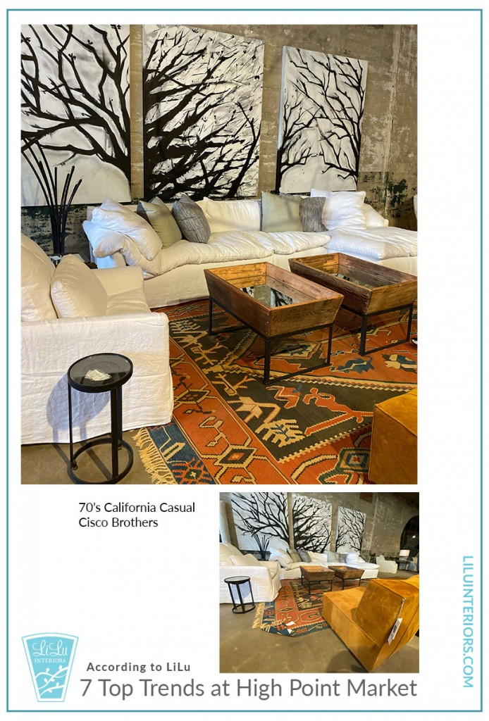 Top Trends at High Point Market- Color #interiordesign #interiordesigner #interiortrends