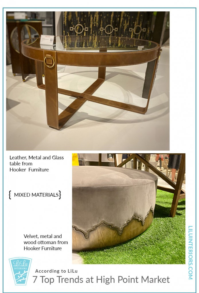 Top Trends of High Point Market-hooker Furniture #interiordesign #interiortrends #furniture #furnituretrends