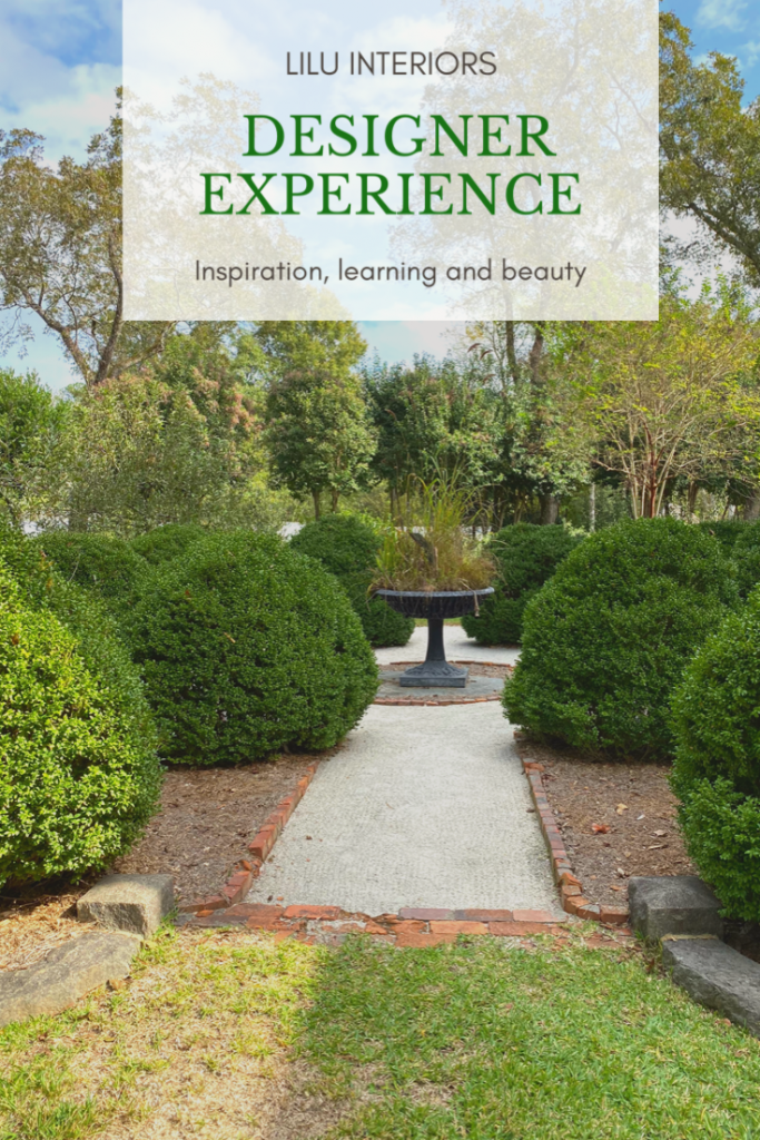 Join LiLu Interiors for a review of the inspiration, learning and beauty at Designer Experience. Visit an organic no-till farm, meet design super stars, learn about resources for special needs children CLICK TO READ MORE #interiordesigner #interiordesign #interiorinspiration #designerexperience