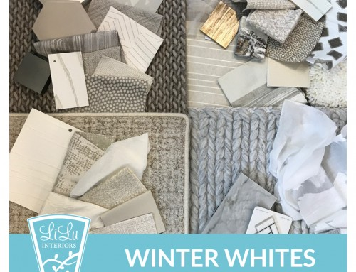 Winter Whites: Color Palettes According to LiLu