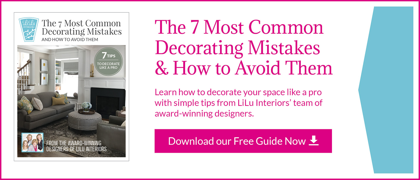 Free Guide 7 Most Common Decorating Mistakes and How to Avoid Them