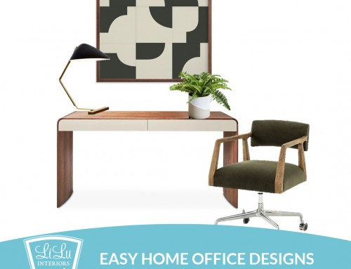 Easy Home Office Design Schemes: Inspiration for setting up your home office