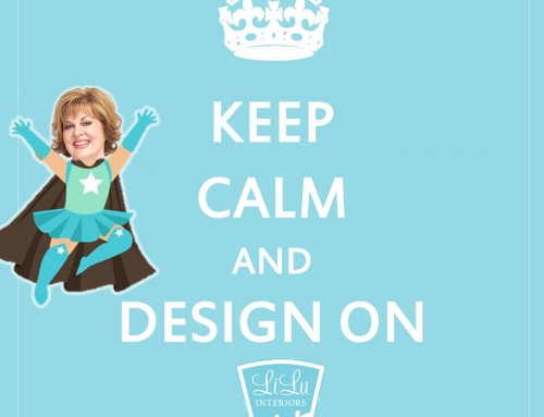Remote Interior Design Work for Our Clients: Keep Calm & Design On