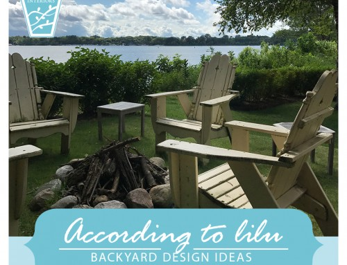 Backyard Design Ideas to Expand your Living Space : According to LiLu