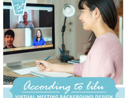 Virtual Meeting Background Design Made Simple : According to LiLu