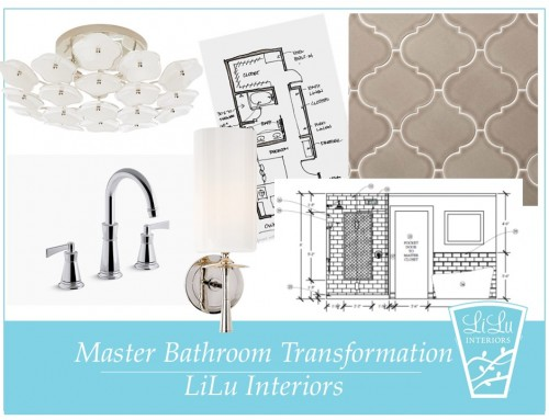 Master Suite Transformation: Peek at Project with LiLu Interiors